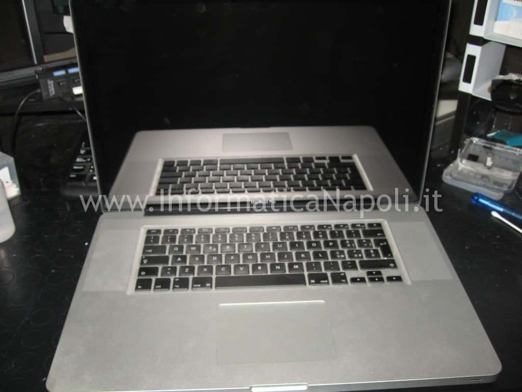 Problema apple macbook pro A1297 nvidia