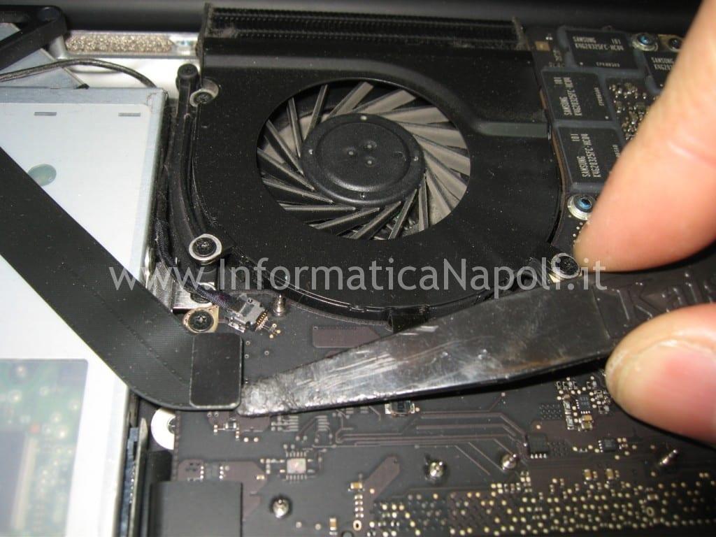 dvd Apple MacBook pro 17 A1297 unibody