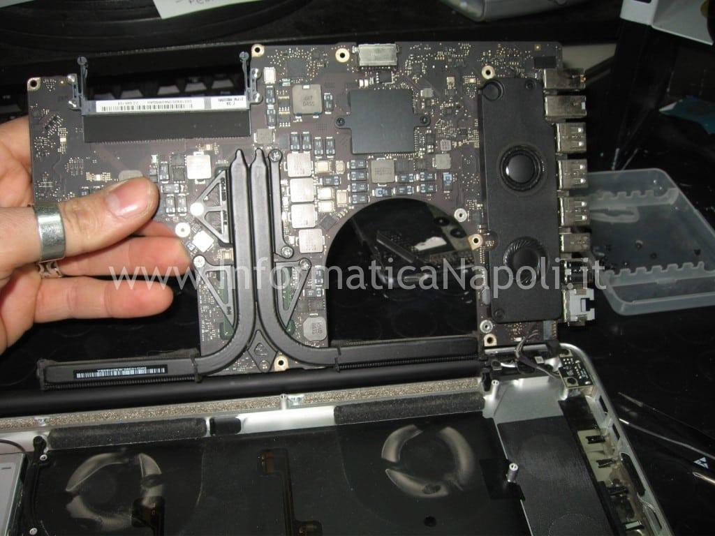 logicboard motherboard Apple MacBook pro 17 A1297 unibody