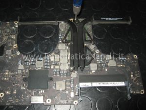 dissipatore Apple MacBook pro 17 A1297 unibody
