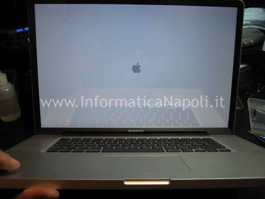assistenza Apple MacBook pro A1297