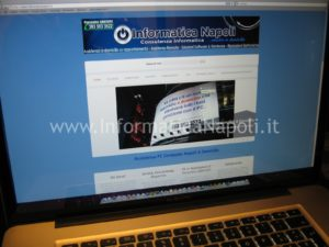 Apple MacBook pro A1297 funzionante