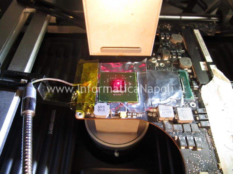 reballing apple macbook pro 11 a1286 2008 2009 2010 2011