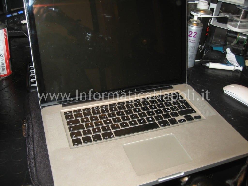 macbook pro A1286 non si accende