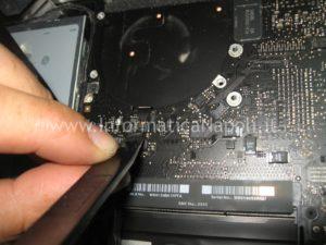 come riparare scheda madre macbook pro a1286