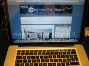 problema video macbook pro unibody a1286 risolto