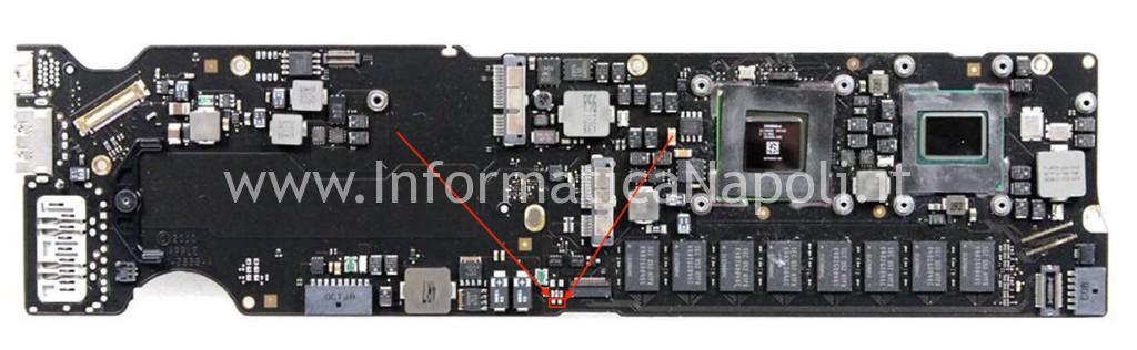 A1369 2010 power pad pinout