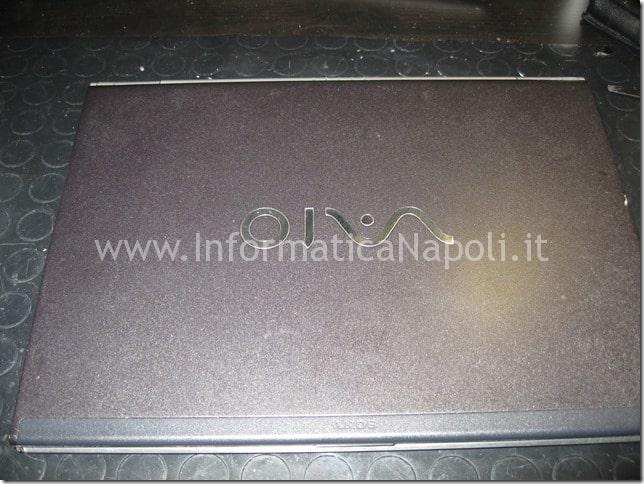 assistenza Sony Vaio VGN-SZ71MN PCG-6W2M
