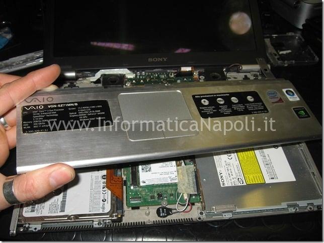 GPU Sony Vaio VGN-SZ71MN PCG-6W2M