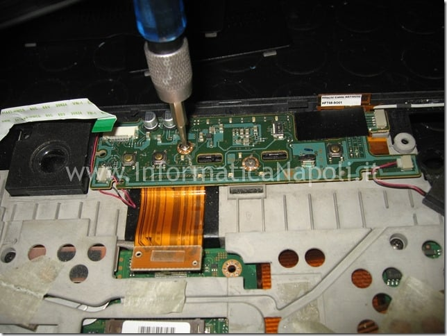 motherboard Sony Vaio VGN-SZ71MN PCG-6W2M
