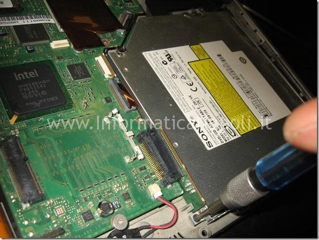 masterizzatore cd sony Vaio VGN-SZ71MN PCG-6W2M