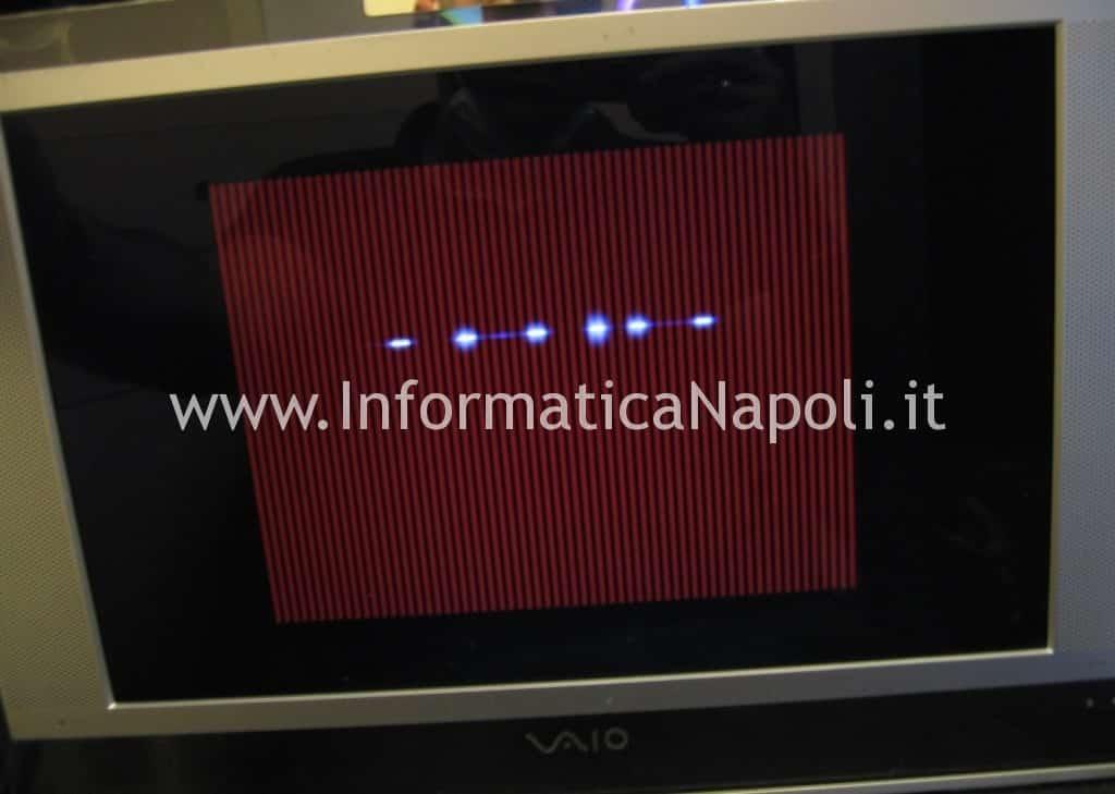 problemi video PCG-252M VGC-LA2 VGC-LA3 PCG-282M VGC-LM1E