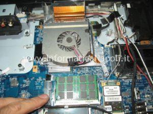riparazione video PCG-252M PCG-282M VGC-LA2 VGC-LA3