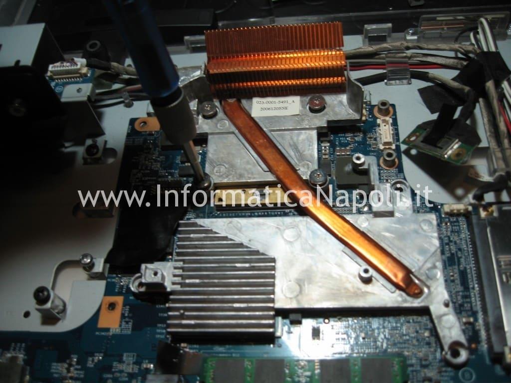 dissipatore PCG-252M PCG-282M VGC-LA2 VGC-LA3