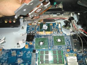 processore video PCG-252M PCG-282M VGC-LA2 VGC-LA3
