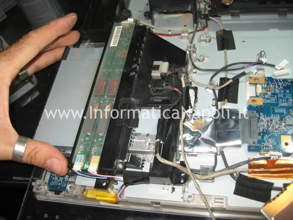 problemi accensione PCG-252M PCG-282M VGC-LA2 VGC-LA3