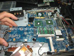 motherboard non funzionante PCG-252M PCG-282M VGC-LA2 VGC-LA3