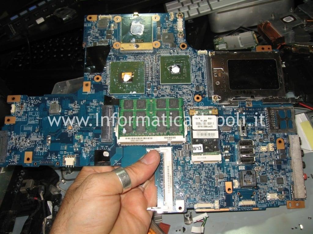 motherboard vaio PCG-252M PCG-282M VGC-LA2 VGC-LA3