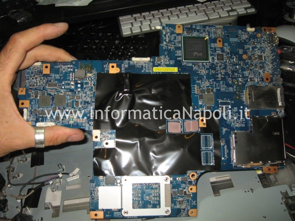 scheda madre nvidia PCG-252M PCG-282M VGC-LA2 VGC-LA3