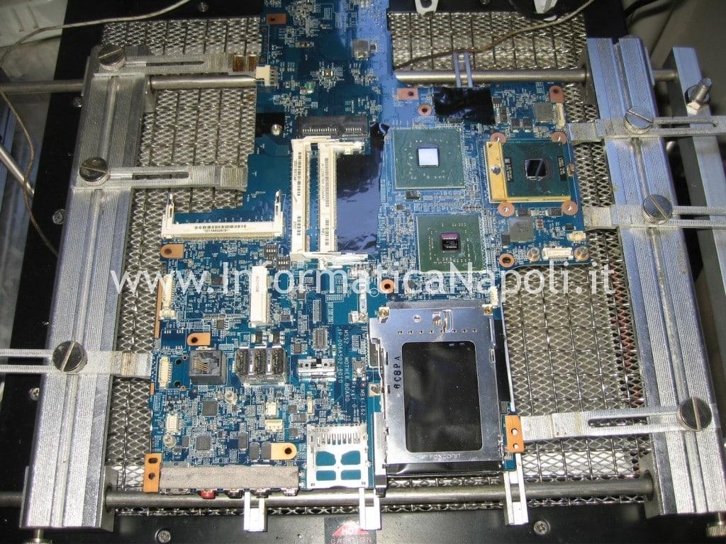 preheat reflow PCG-252M PCG-282M VGC-LA2 VGC-LA3