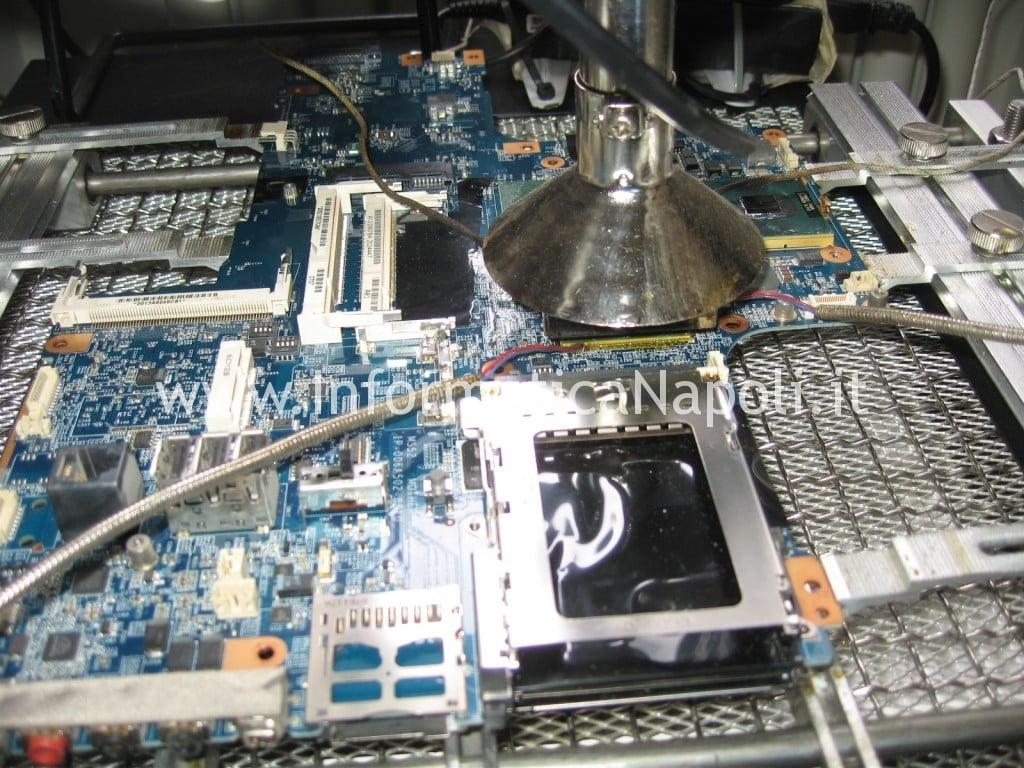 reflow reballing vaio PCG-252M PCG-282M VGC-LA2 VGC-LA3