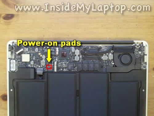 assistenza apple MacBook Air 13 pollici metà 2012 napoli