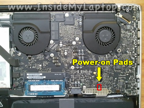 assistenza MacBook Pro 15 napoli Early Late 2011 mb