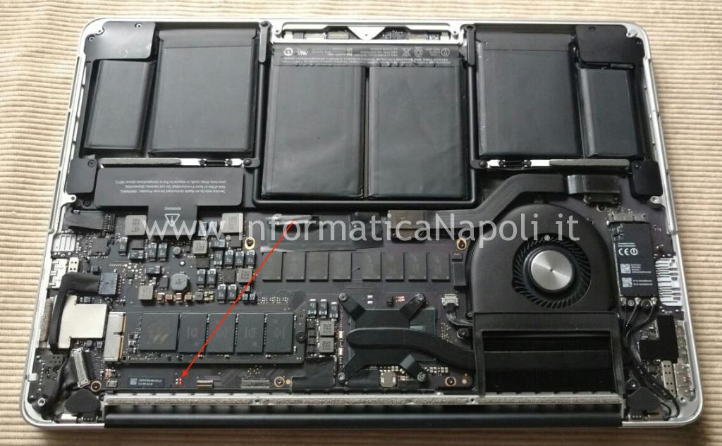 a1502 power pad macbook pro 13 2013 2014 2015
