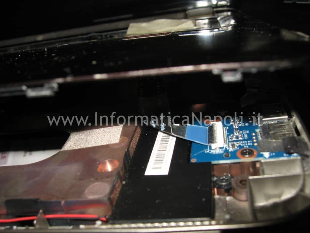 flat motherboard HP pavilion DV7-6000el dv7