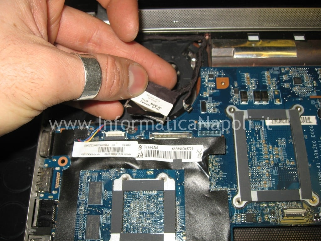 flat video HP pavilion DV7-6000el dv7