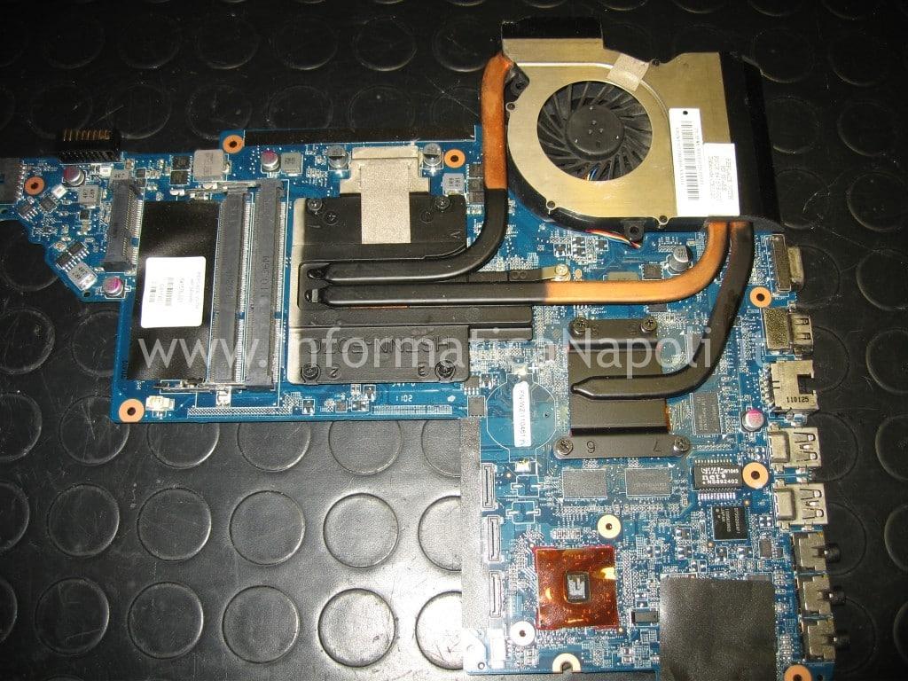 problema motherboard HP pavilion DV7-6000el dv7