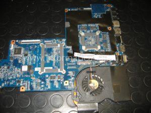 problema scheda madre HP pavilion DV7-6000el dv7