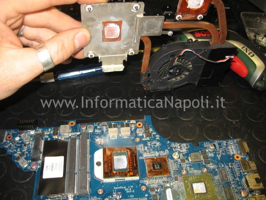 cpu gpu AMD HP pavilion DV7-6000el dv7