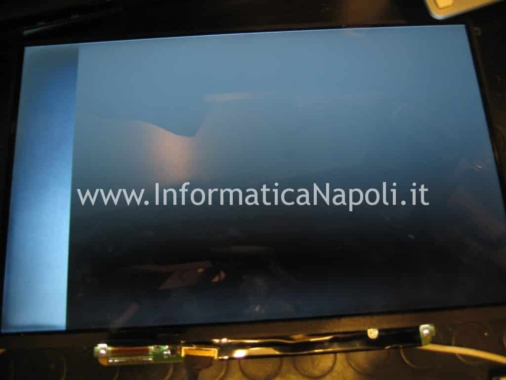 Riparazione di un display MacBook A1278