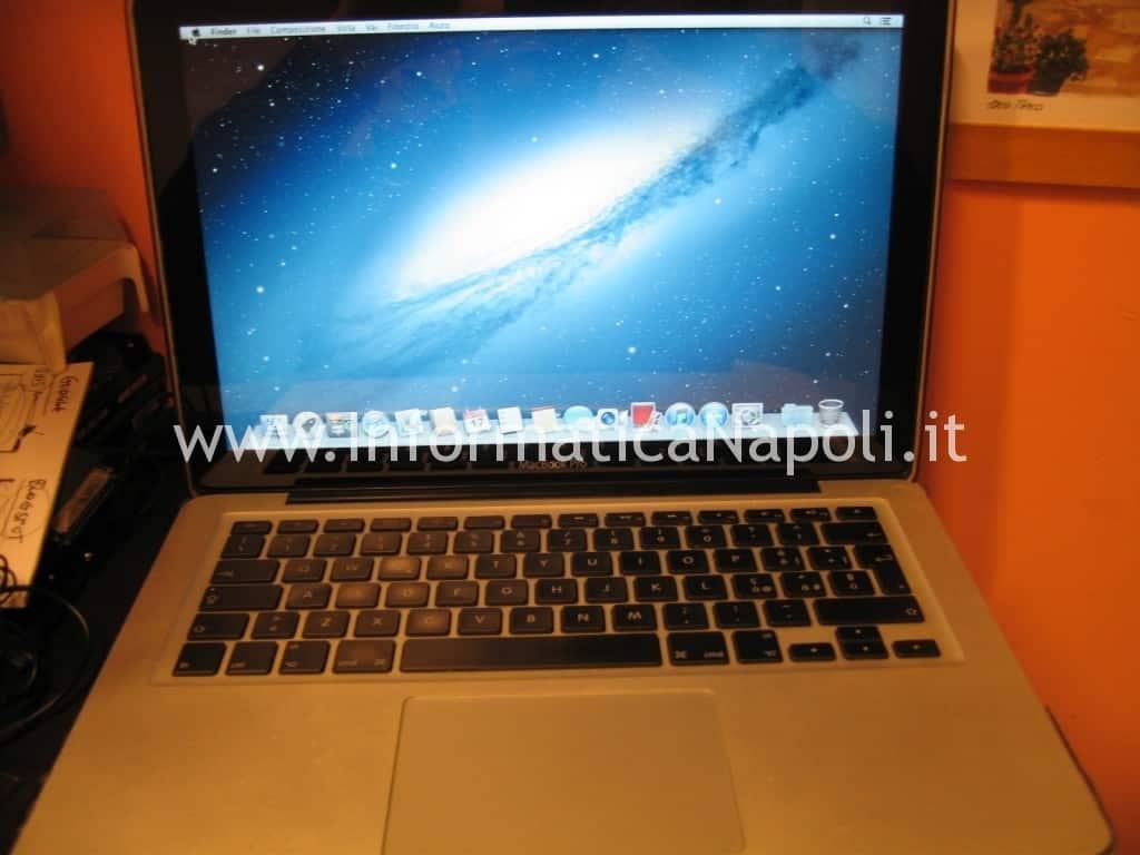 assistenza apple macbook via chiaia