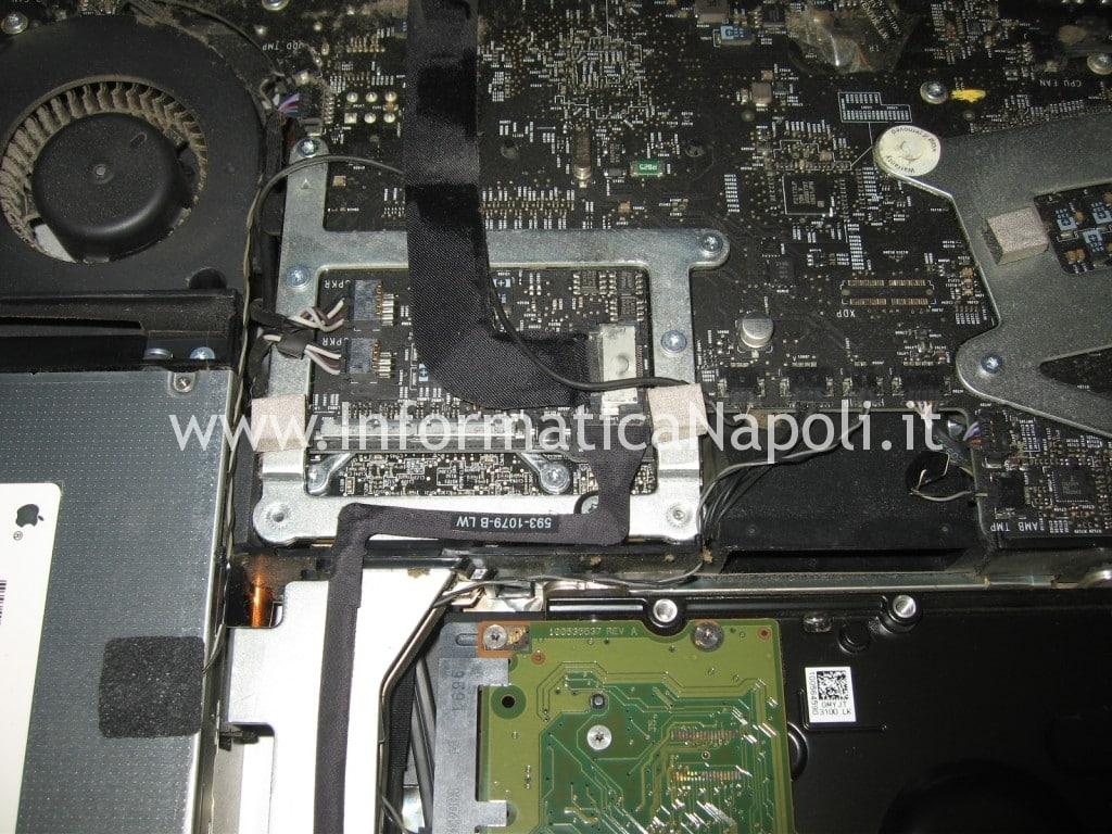 A1311 logic board repair