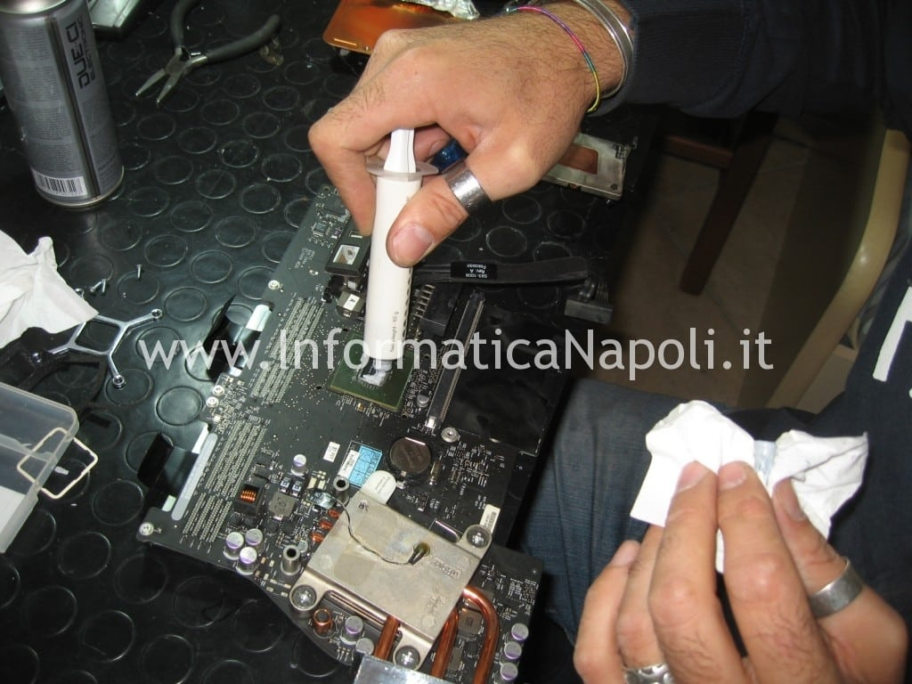 cpu gpu apple imac 21 A1311