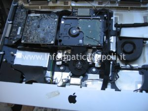 assistenza apple imac A1311 riparato