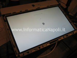 riparazione video apple imac A1311 napoli