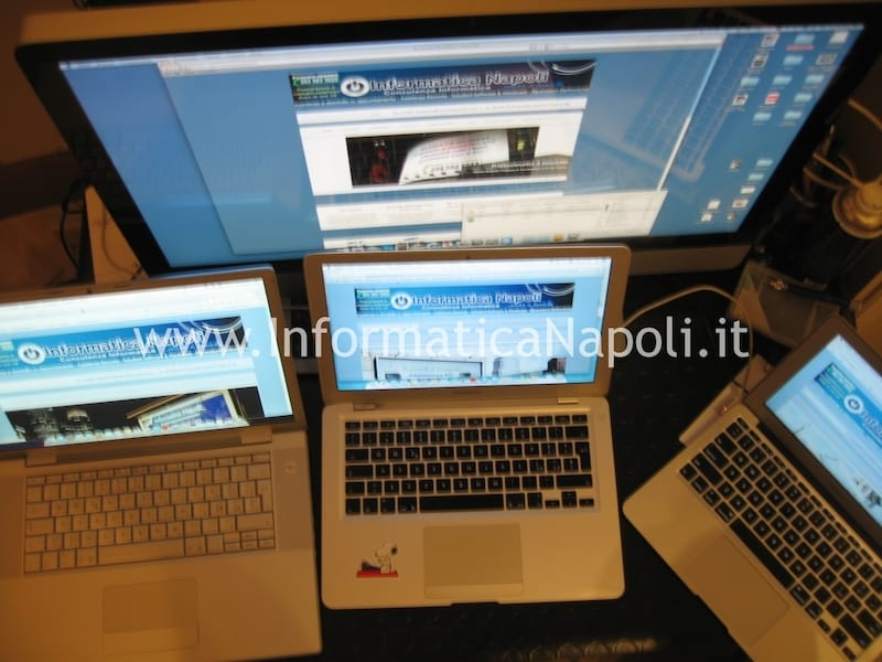 assistenza apple chiaia macbook imac mac