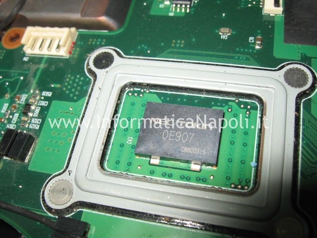 problema scheda madre Acer 8920g