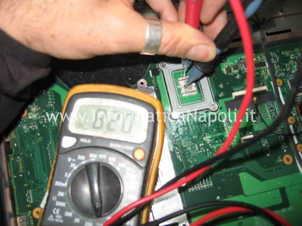 Acer 6935 riparazione scheda madre