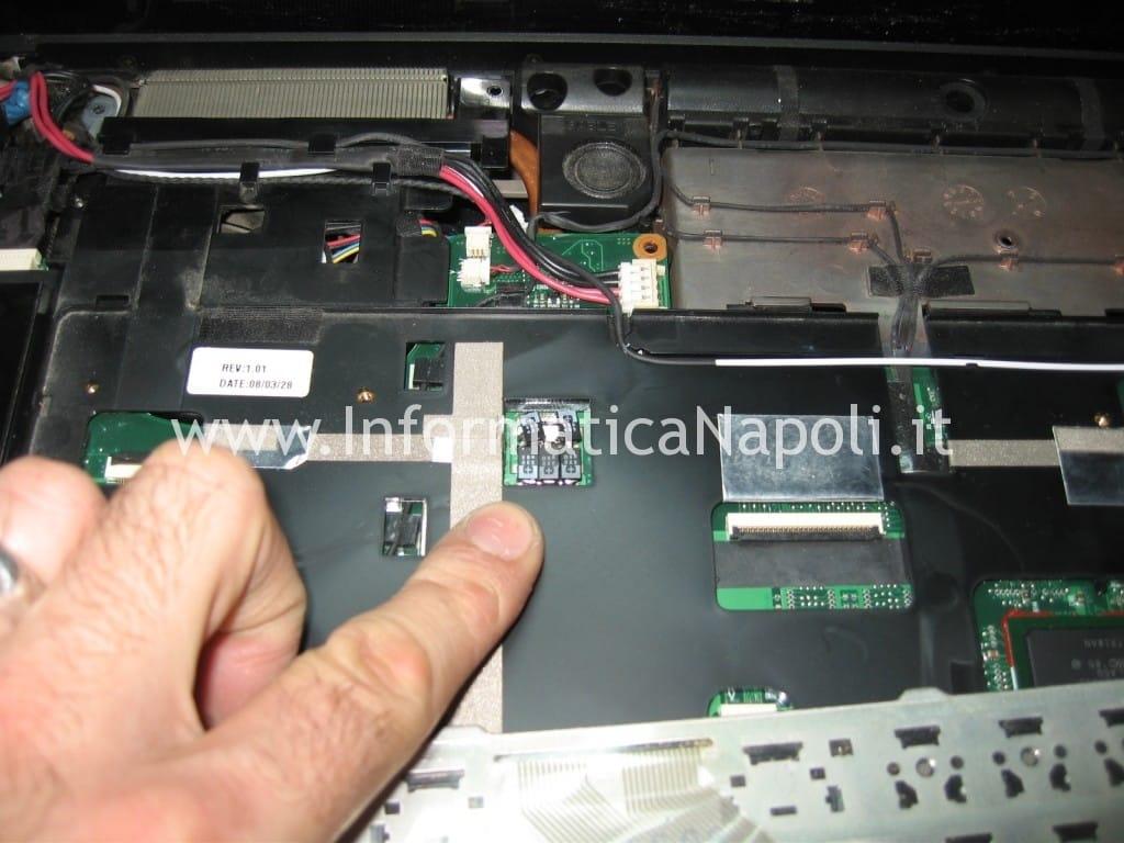 Acer 8920g riparato