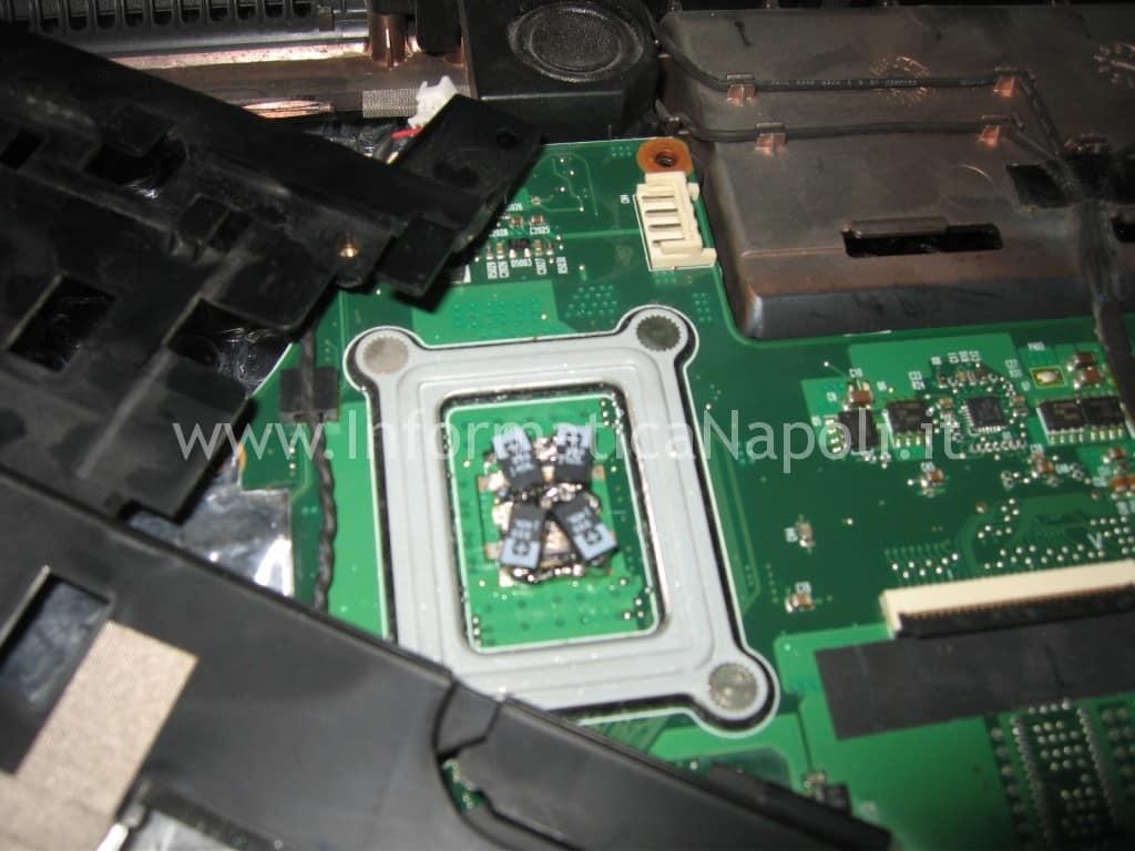 condensatori riparazione Acer 8920