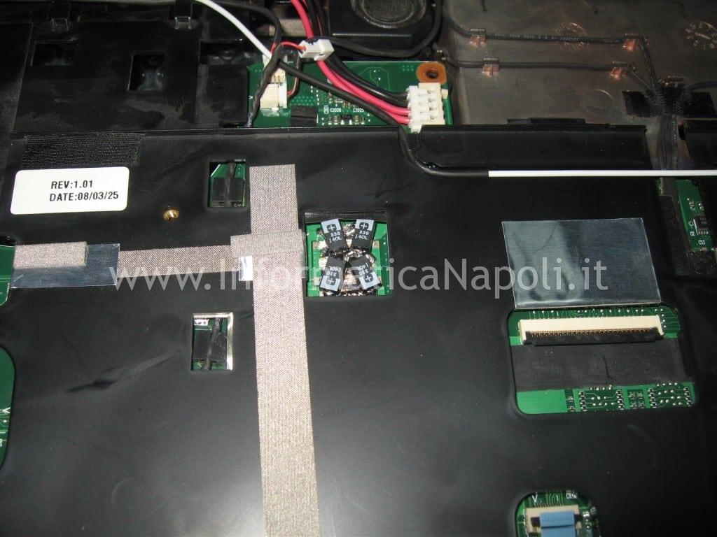 ripristino assistenza riparazione Acer 8920