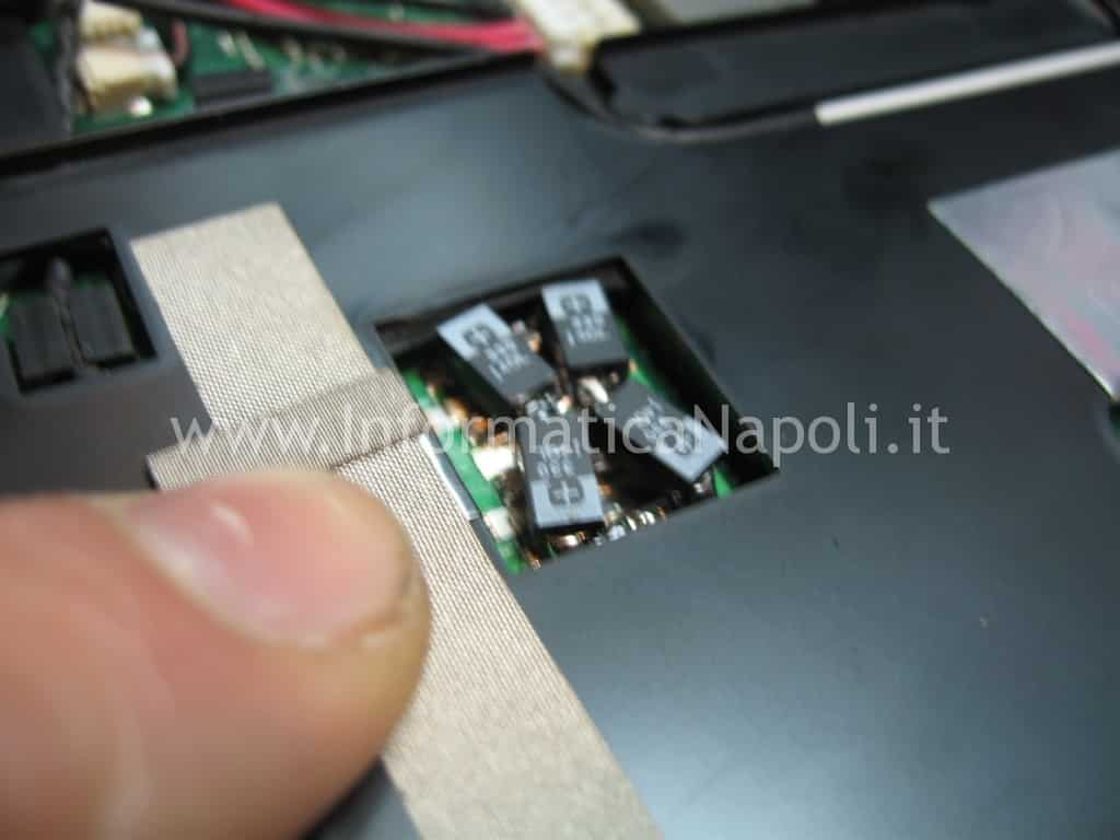 problemi Acer 8920