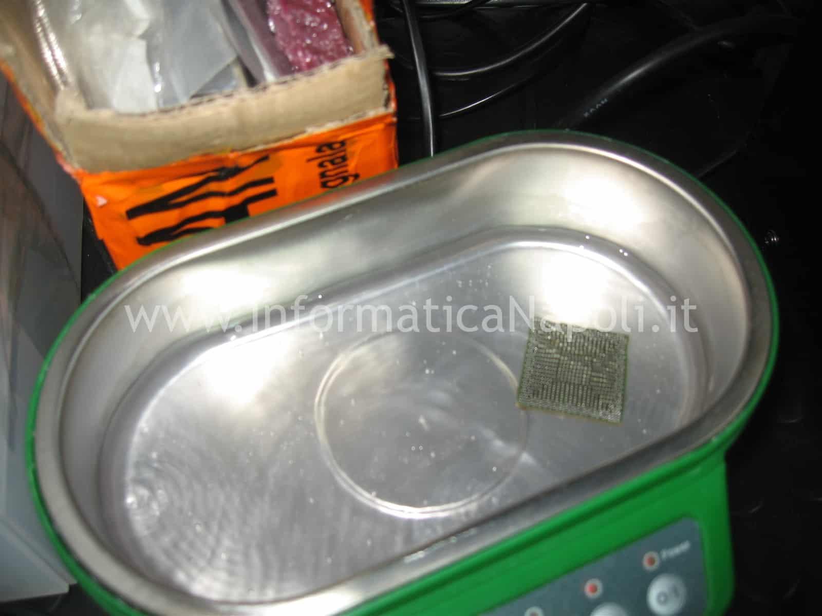 Pulizia bga circuito stagno flussante reballing vasca for Vasca per stagno