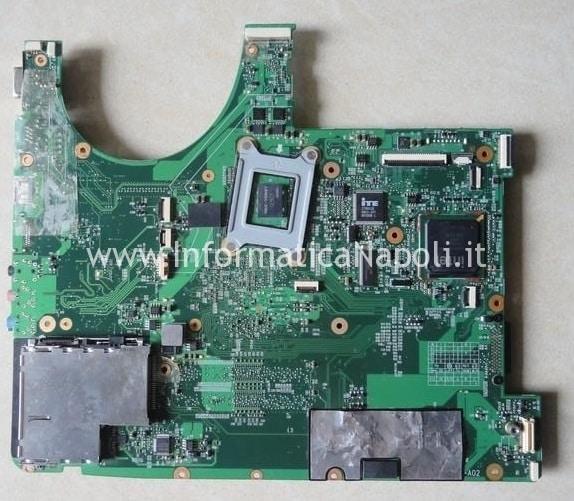 riparazione scheda madre Acer 6920G
