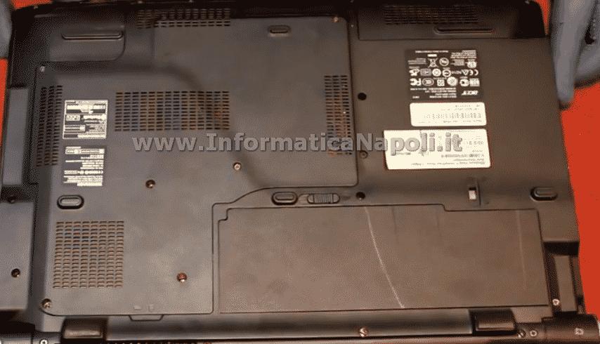 problemi come aprire Acer 6920G