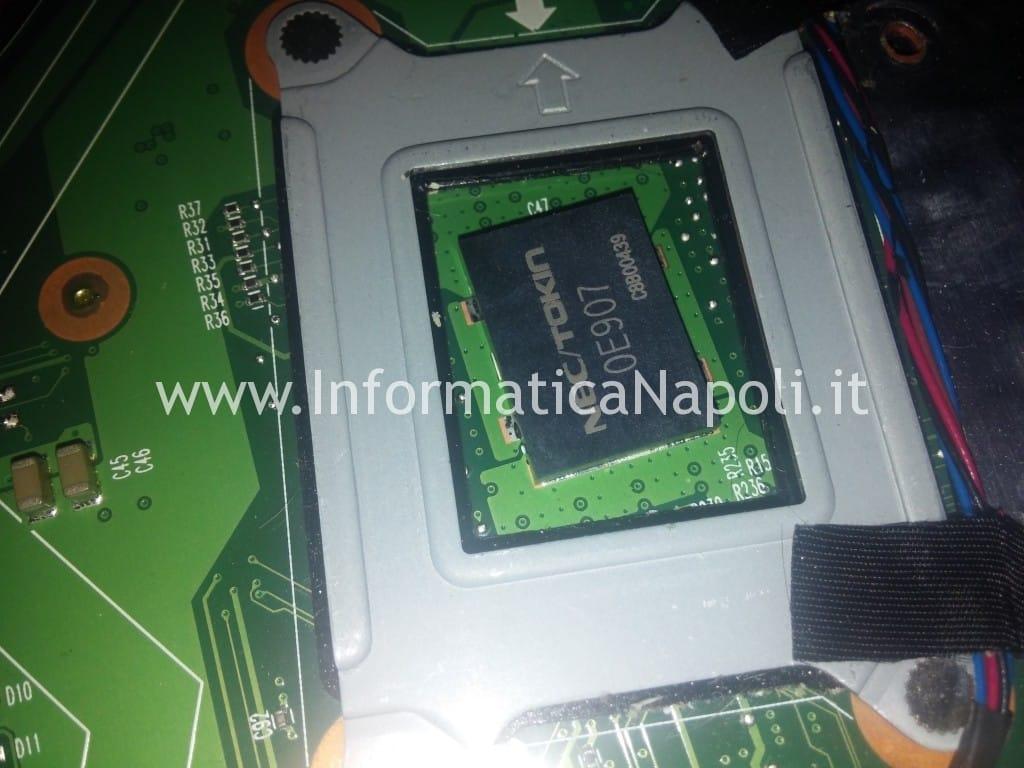 problema spegnimento Acer 6920G nec/tokin